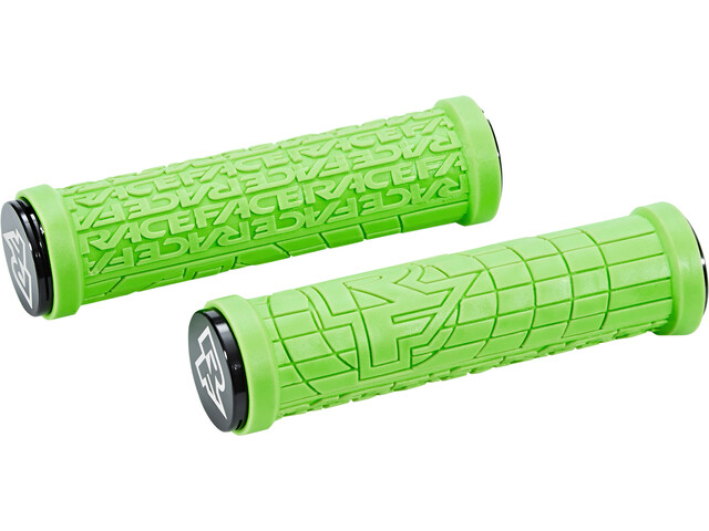 Race Face Grippler Lock-On Griffe grün